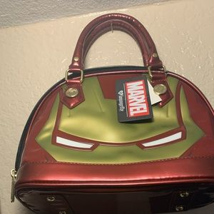 Ironman dome Loungefly bag